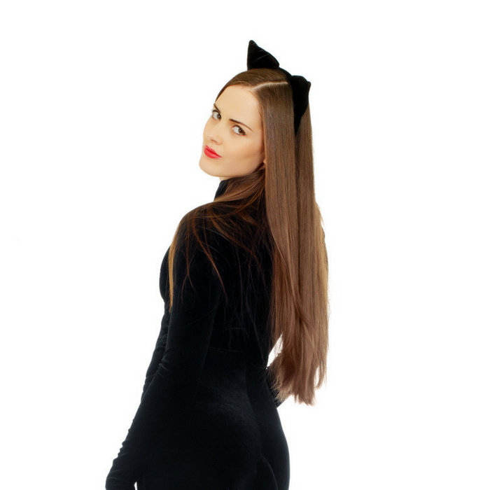#CrazyCatLady #Halloween #BlackCat black cat costume